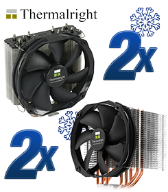 Thermalright Macho Direct Tower Kühler/ Thermalright True Spirit 140 Direct