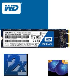 500GB WD Blue M.2 2280