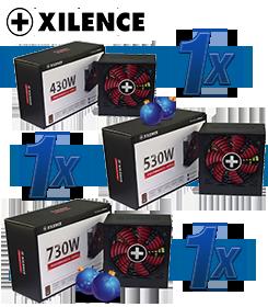 Xilence Performance A+ 430/530/730 Watt