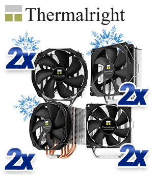 Thermalright True Spirit & Macho Serie
