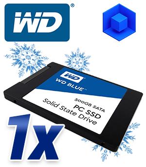 WD Blue SSD - EINE NEUE SPEICHERDIMENSION