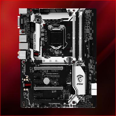 MSI Z170A Krait Gaming 3X Intel Z170 So.1151 Dual Channel DDR ATX