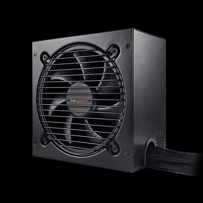 300 Watt be quiet! Pure Power 10 Non-Modular 80+ Bronze