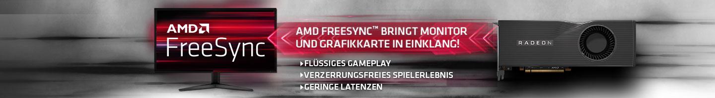 AMD FreeSync - Bringt Monitor und Grafikkarte in Einklang!