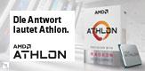 Die Antwort lautet AMD Athlon™.