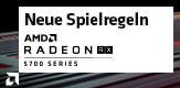 Neue Spielregeln - Entwickelt für herausragendes 1440p-Gaming. AMD Radeon™ RX 5700 Series