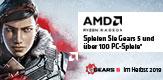 AMD Xbox Game Pass - Spielen Sie Gears 5 und über 100 PC-Spiele (Bedingungen beachten)