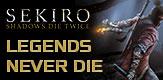 ASUS Legends Never Die - Erhalten Sie Sekiro zu ausgewählter ASUS Gaming Hardware.