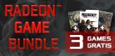ASUS & AMD RADEON™ GAME BUNDLE - 3 GAMES GRATIS