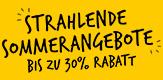 STRAHLENDE SOMMERANGEBOTE von CORSAIR mit bis zu 30 % Rabatt