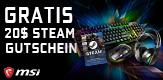 MSI Gaming Gear Steam