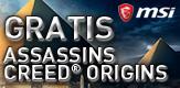 GRATIS ASSASSINS CREED® ORIGINS