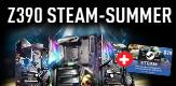 MSI Z390 Steam Summer