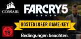 Bereit für FarCry®5 mit CORSAIR