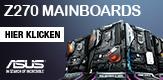 Stell die Gengner in den Schatten! - ASUS Z270 Mainboards