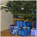 Tannenbaum im Ladengeschäft