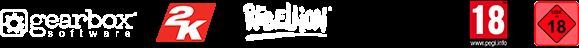 gearbox software | 2K | REBELLION | FSK 18