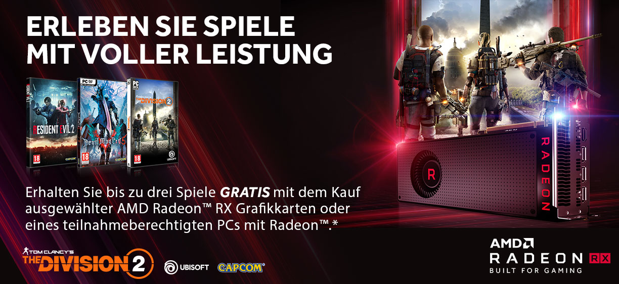 AMD Raise The Game Fully Loaded | Mindfactory de