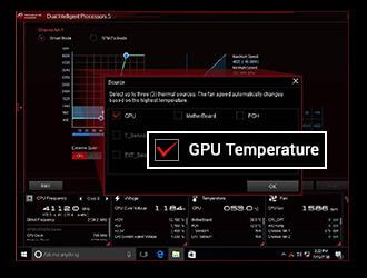 FAN XPERT 4 WITH GPU TEMPERATURE SENSING