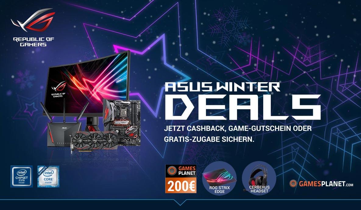 ASUS Winter Deals | Mindfactory.de - Hardware, Notebooks & Software ...