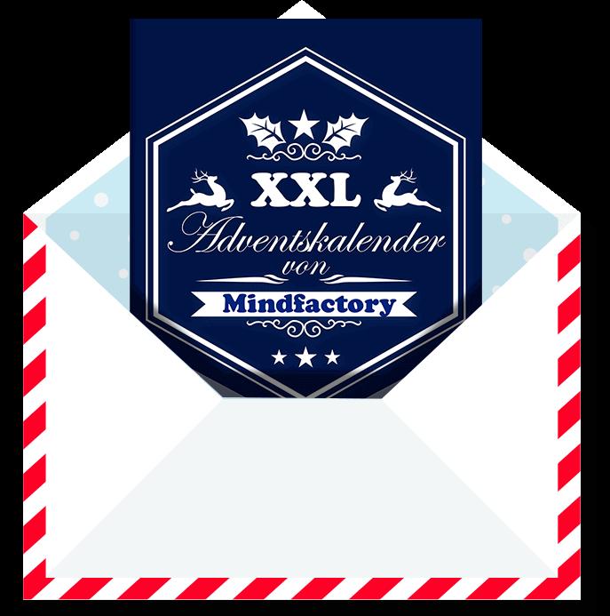 Mindfactory Adventskalender Erinnerungsmail