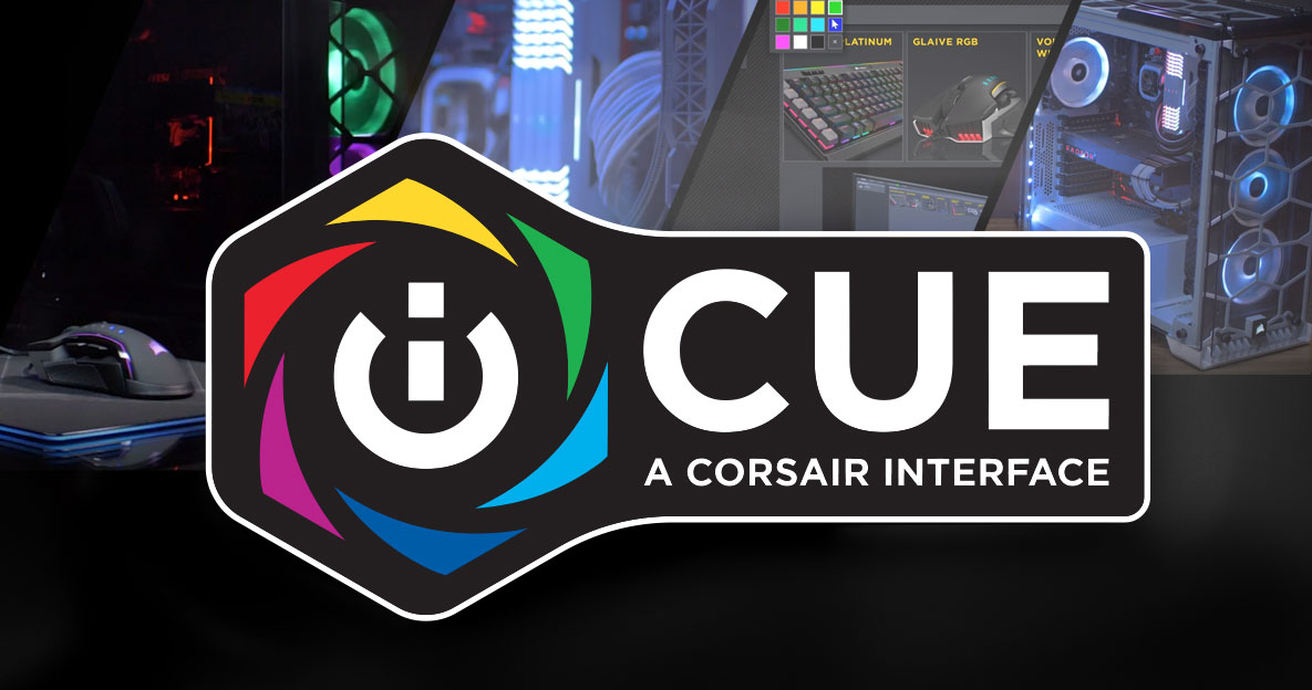 iCUE - A Corsair Interface