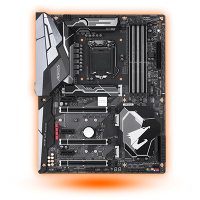 Gigabyte Z370 AORUS Gaming 7 Intel Z370 So.1151 Dual Channel DDR4 ATX