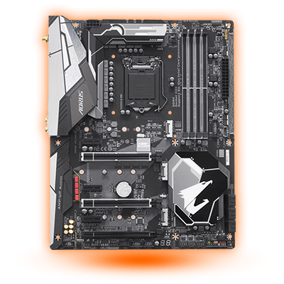 Gigabyte Z370 AORUS Gaming 5 Intel Z370 So.1151 Dual Channel DDR4 ATX
