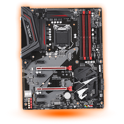 Gigabyte Z370 AORUS Gaming 3 Intel Z370 So.1151 Dual Channel DDR4 ATX