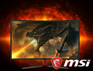 MSI OPTIX GAMING-MONITORE