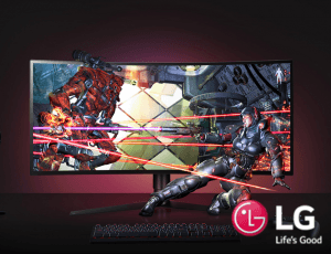 LG ULTRAGEAR™ GAMING-MONITORE