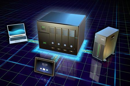 NAS-System Synchronisation
