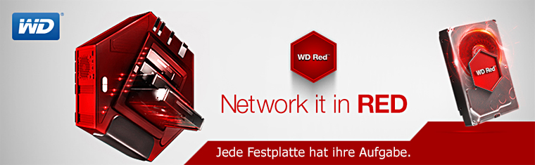 WD Red Zweck