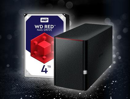 WD Red: der Leistungsträger im NAS