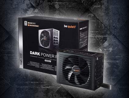 be quiet!® Dark Power Pro