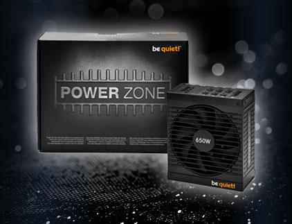 be quiet!® Power Zone