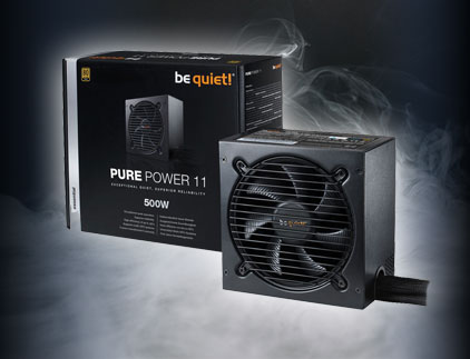 be quiet!® Pure Power