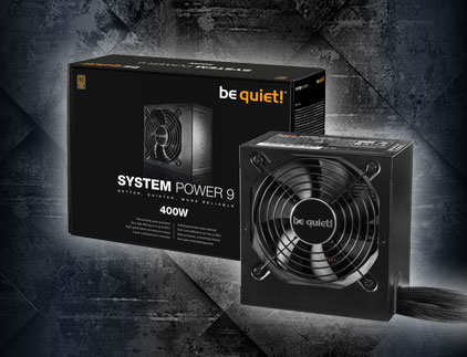 be quiet!® System Power
